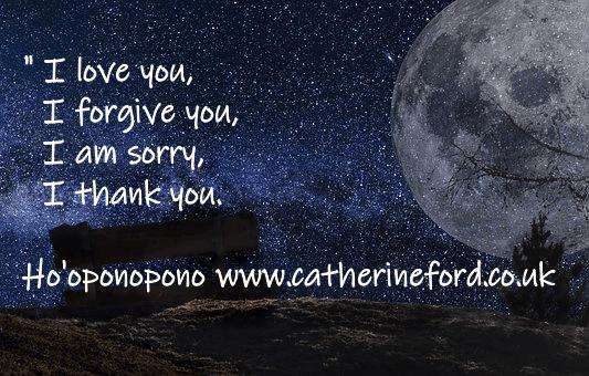 Practising Ho'oponopono The power of self forgiveness
